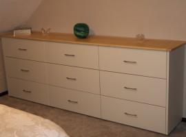 9 drawer sideboard