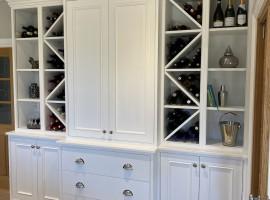 Bespoke drinks cabinet
