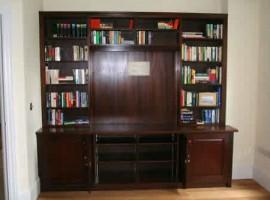 bespoke libraries library furniture cornwall