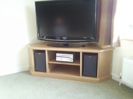 Bespoke Media & Entertainment Units Cornwall 1