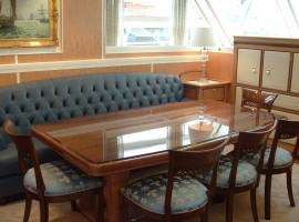 Bespoke Yacht Furniture & Interiors Cornwall