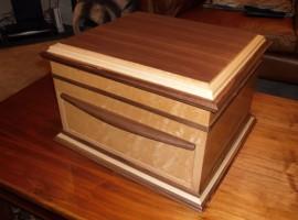 Handmade bespoke boxes Cornwall 1