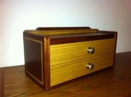 Handmade bespoke boxes Cornwall 2